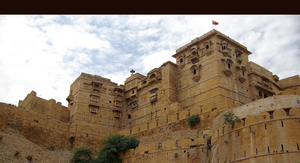 Walking Tour of Jaisalmer - The Golden City
