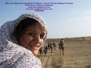 Desertsafariors Travel Blogger