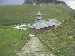 Final Destination – Prashar Lake, finally reached. Day 1
