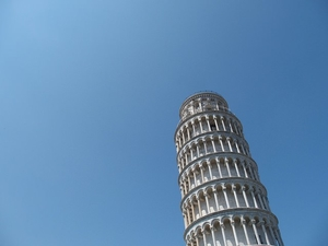 Exploring Tuscany: Leaning towards Pisa