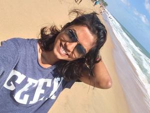 Nayana B N Travel Blogger