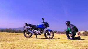 Pulsar 135 diaries: Pune to Goa