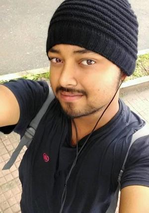 Sandeep Gantait Travel Blogger