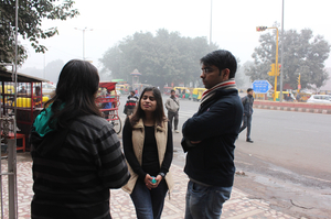 Walking Tour of Old Delhi