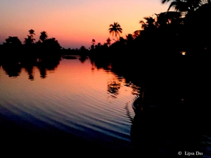 Kerala Dairies: To mesmerising sunrises & sunsets