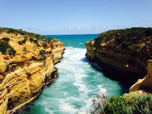 Soaking Myself In The Vivid Colours Of Australia