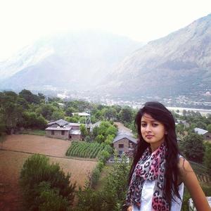 Tishta Sharma Travel Blogger