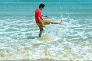 Pondicherry - Give time a break