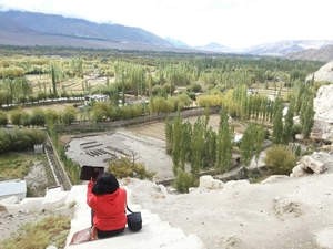 Leh – And that was an experience
