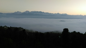 Kausani! More of a treat to eyes and heart!