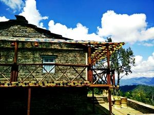 This New Year Party at Sukoon Homestay, beautiful mountain retreat in the Himalayas!