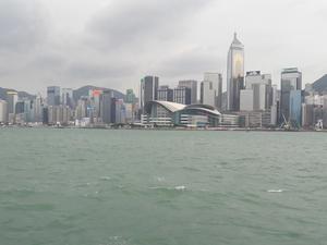 Vibrant Hong Kong!