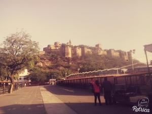 Delhi-> Ajmer-> Phuskar-> Jaipur-> Delhi.