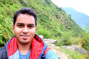 Sanmitra Mallick Travel Blogger