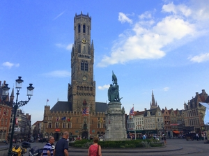 Bruges, Belgium: Canals And Beyond...