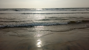 Malpe beach - Tranquil waves