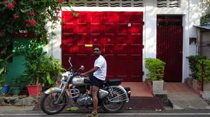 Colorful Pondicherry