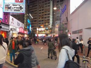 Hong Kong Diaries