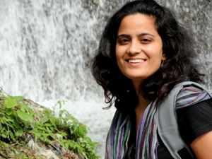 Shweta Modgil Travel Blogger