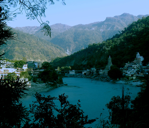 A speedy trip to Rishikesh and Haridwar