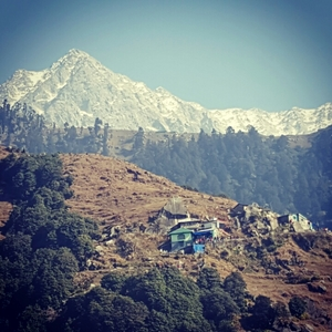 Trail to Triund – A lone journey to the Himalayas