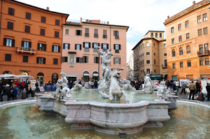 People Square to Piazza Navona: A Walking Tour