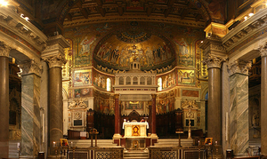 Divine Rome: Tracing The Footsteps Of Virgin Mary