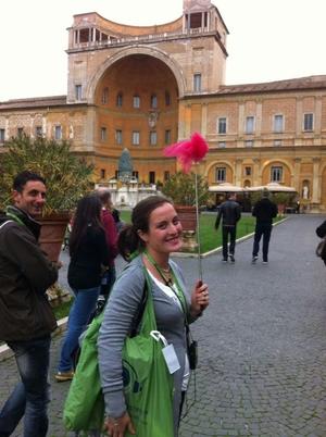 Maria Rosaria Moscato Travel Blogger