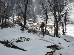 The other side of Kashmir: Near India-Pakistan border