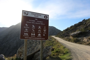 Swartberg Pass, a lazy lizard and braii time