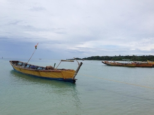 Exploring the beautiful and lonely Neil Island of Andaman