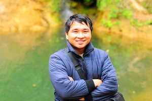 Vo Cong Quyet Travel Blogger