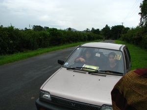 Ye Olde' Faithful - A letter to my car on the eve of a fitness test.