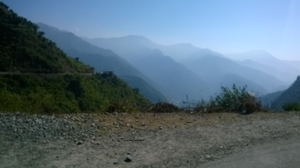 Backpacking in the Himalayas!