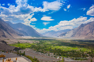 Ladakh - Roof Of The World With Nubra