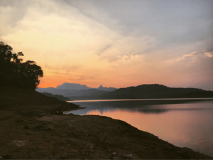 Stargazing At Bhandardara