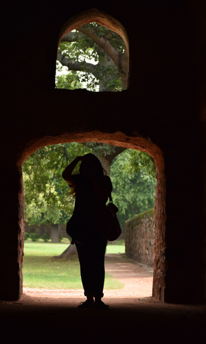 Photo walk- Humayun's Tomb, Delhi
