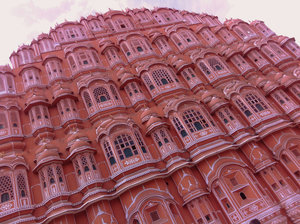 A noon-on the name of Nahargarh Fort, Jaipur