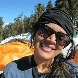 Anusha Iyer Travel Blogger