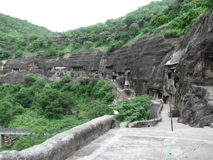 Weekend backpacking to Ajanta Ellora Caves