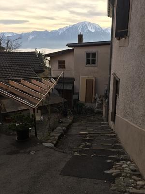 Weekend break in Montreux Switzerland