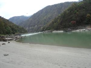Camping at Rishikesh!