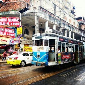 Wandering the streets of KOLKATA!