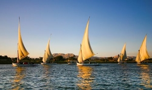 Felucca on the Nile - Sailing Tour