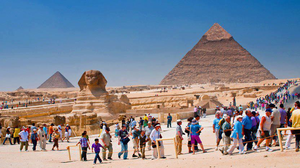 Private Day Tour to the Giza Pyramids & Sphinx, Egypt