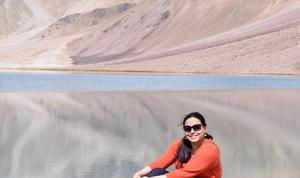 Sweta Mukherjee Travel Blogger