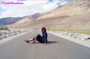 Leh Ladakh :- The Most Alien Like Place I Have Ever Seen...(Part 1)