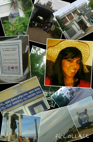 """Like Never Before - """"My"""" Pondicherry trip with me"""