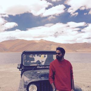 Anurag Kumar Travel Blogger