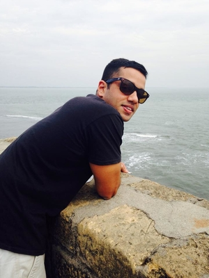 Kartik Chandrasekharan Travel Blogger